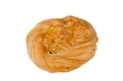 Pão com queijo Fotos de Stock