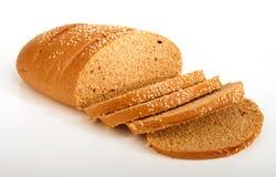 Pão com sésamo Imagens de Stock