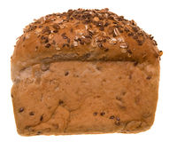 Pão com sementes Imagem de Stock Royalty Free