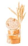 Pão com trigo imagem de stock royalty free