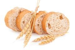 Pão com trigo fotografia de stock royalty free