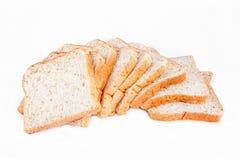 Pão cortado Foto de Stock Royalty Free