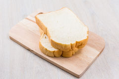 Pão cortado Fotografia de Stock Royalty Free