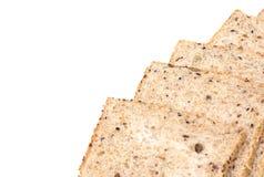 Pão cortado do multigrain imagens de stock