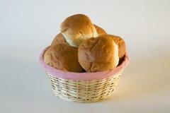Pão cozido fresco Fotografia de Stock Royalty Free