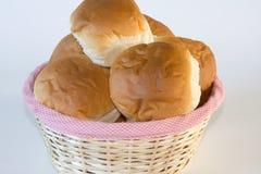 Pão cozido fresco Foto de Stock