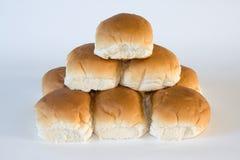 Pão cozido fresco Fotos de Stock
