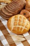 Pão cozido fresco imagens de stock
