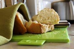 Pão cozido fresco Fotos de Stock Royalty Free
