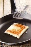 Pão da batata em uma bandeja Imagens de Stock Royalty Free