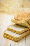 Pão da fatia foto de stock royalty free