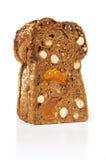 Pão da fruta fotografia de stock