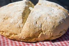 Pão da soda Fotografia de Stock Royalty Free
