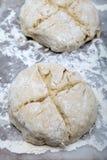 Pão da soda Imagens de Stock