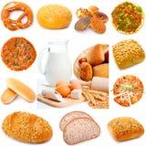 Pão da variedade Fotografia de Stock