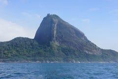 Pão de Açúcar. View from the Guanabara bay stock photo