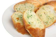 Pão de alho Fotografia de Stock Royalty Free