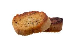 Pão de alho Fotografia de Stock