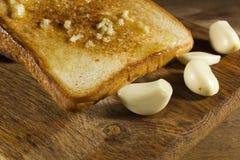 Pão de alho Roasted Imagem de Stock