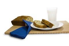 Pão de banana Foto de Stock