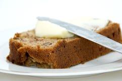 Pão de banana Imagens de Stock