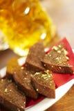 Pão de centeio e caneca Roasted de cerveja Imagens de Stock