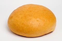 Pão de centeio saboroso, no branco Imagem de Stock Royalty Free