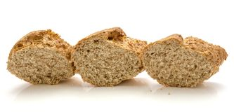 Pão de cereais foto de stock royalty free
