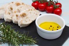 Pão de Ciabatta Imagens de Stock