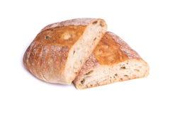 Pão de Ciabatta Fotos de Stock Royalty Free
