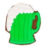 Pão-de-espécie doce para o dia do St Patricks Imagem de Stock Royalty Free