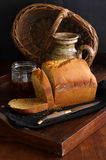 Pão-de-espécie francês fotos de stock