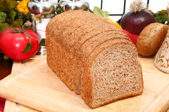 Pão de Ezekiel Fotografia de Stock Royalty Free