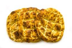Pão de Pide, pão do pide do peru, ramazan e pide, pide do pão do turco, cultura turca e pão do pide Fotografia de Stock