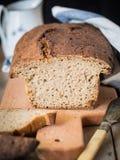 Pão de Rye Foto de Stock