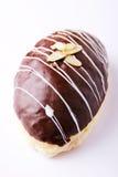 Pão delicioso com chocolate Imagens de Stock