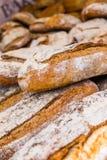 Pão do artesão Fotografia de Stock Royalty Free