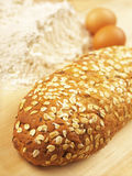 Pão do cozimento Fotos de Stock