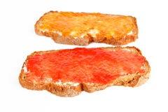 Pão do doce Fotografia de Stock