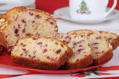 Pão do doce da airela Imagem de Stock Royalty Free