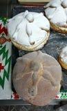 Pão do doce da morte Imagem de Stock Royalty Free