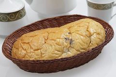 Pão do doce de Cinamon Fotografia de Stock Royalty Free