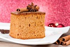 Pão do gengibre Imagens de Stock