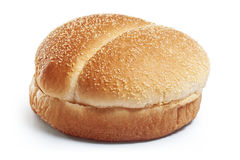 Pão do hamburguer Imagem de Stock Royalty Free