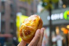Pão do ovo, alimento coreano Foto de Stock Royalty Free