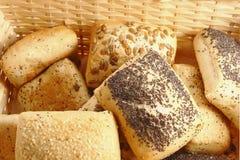 Pão do rolo foto de stock