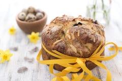 Pão doce de Easter Imagens de Stock Royalty Free
