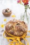 Pão doce de Easter Imagem de Stock Royalty Free