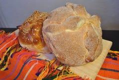 Pão dos mortos Imagem de Stock