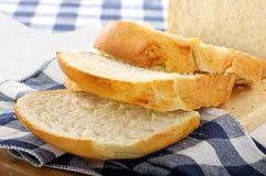 Pão duro fresco foto de stock royalty free